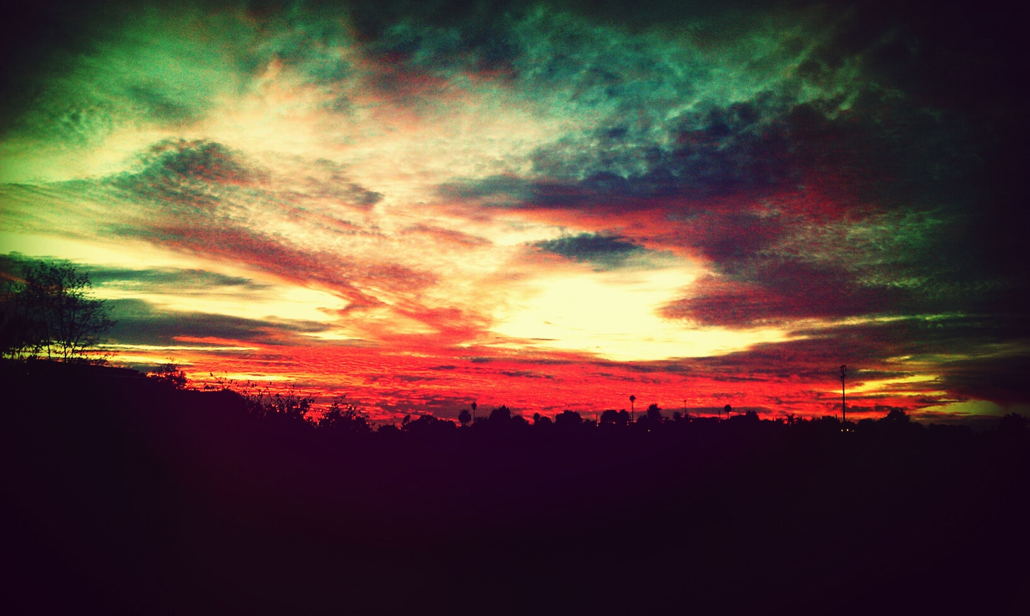 SoCal. Sunsets.