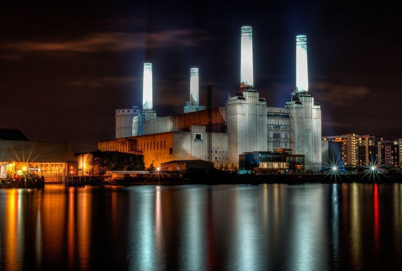 Battersea Power Station Battersea Power Station Long Exposure Picoftheday Photooftheday Nikon London England Architecture
