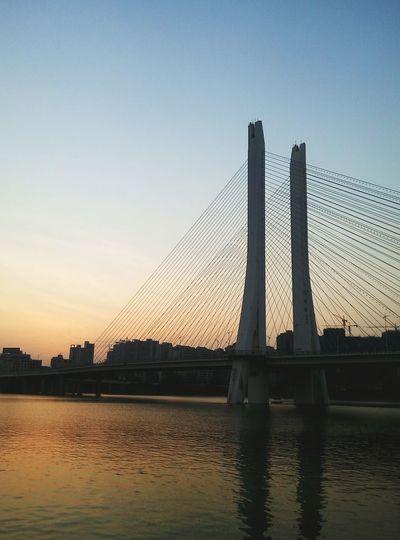 惠州 Sunset Huizhou Cityscapes PhonePhotography Sunsetporn 合生大桥