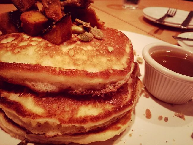 Pancakes Sweets