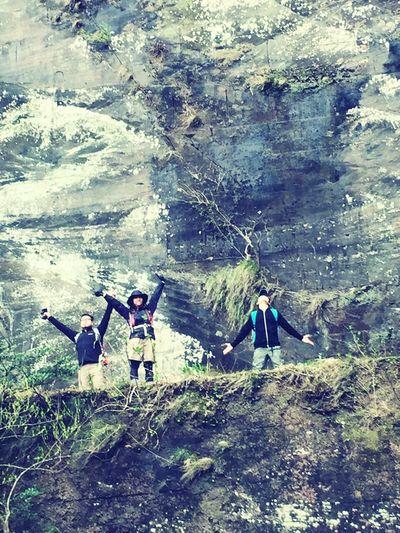 Climbing!!! Climb Climbing Mountain Japan Chiba Nokogiriyama
