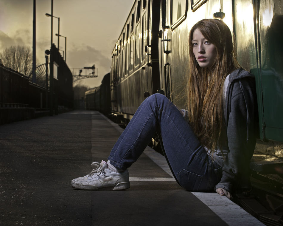 Beautiful stock photos of bahn, young adult, beautiful people, beauty, one young woman only