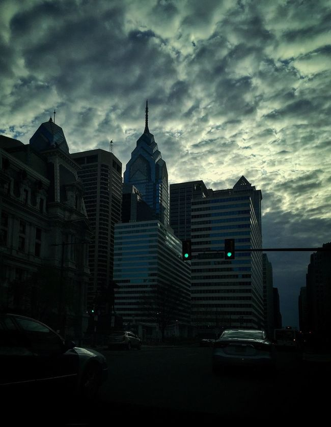 Cloudporn Skyline Philly Philadelphia Being A Tourist Architecture Iphone6 Mobilephotography