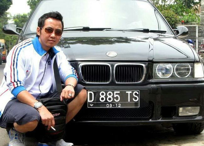 Bmw E36M3 E36 Bimmer 3 Series Taking Photos Selfportrait Selfie ✌ Hi! Jakarta Indonesia