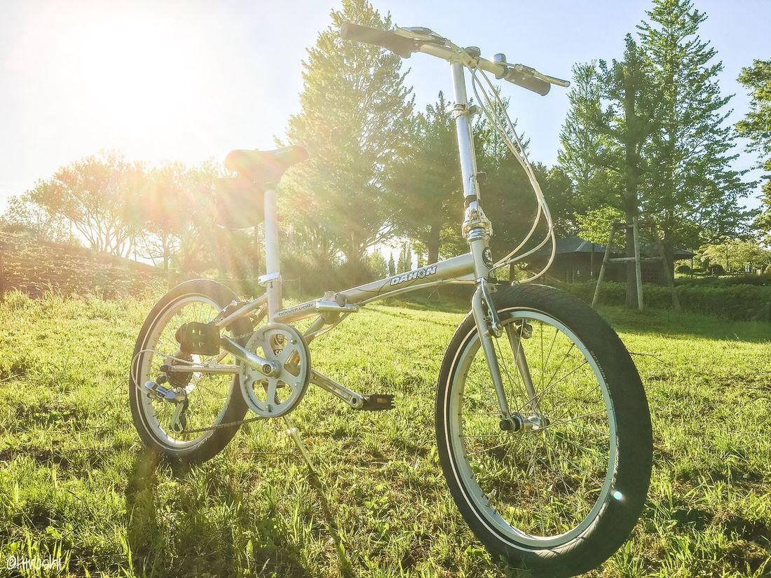 My new toy😆 Folding Bicycle Mini Velo Bicycle Dahon Tadaa Community EyeEm Best Shots EyeEm Gallery EyeEmBestPics EyeEm Best Edits IPhoneography Iphone6s Japan