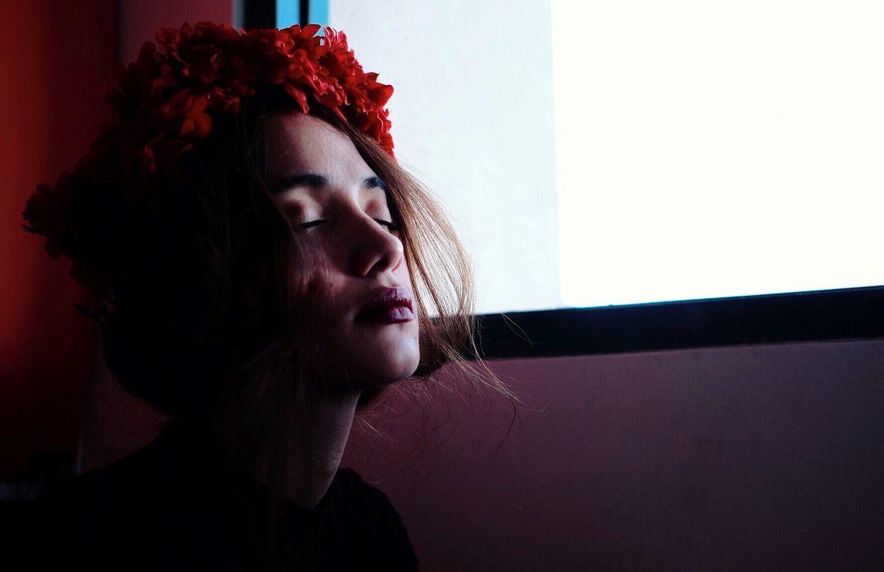 I found shelter in Melancholia The Portraitist - 2017 EyeEm Awards