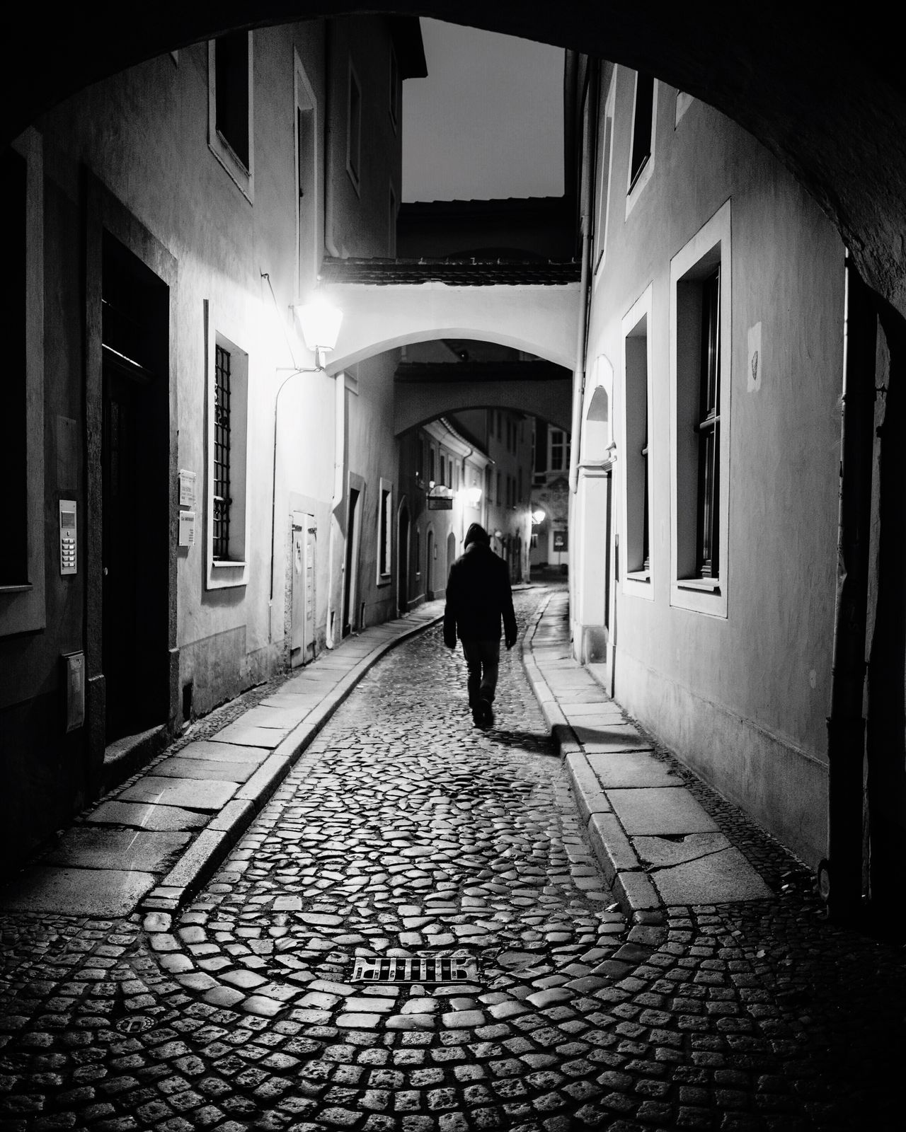 street Goerlitz Gasse Streetphotography Streetphoto_bw Blackandwhite