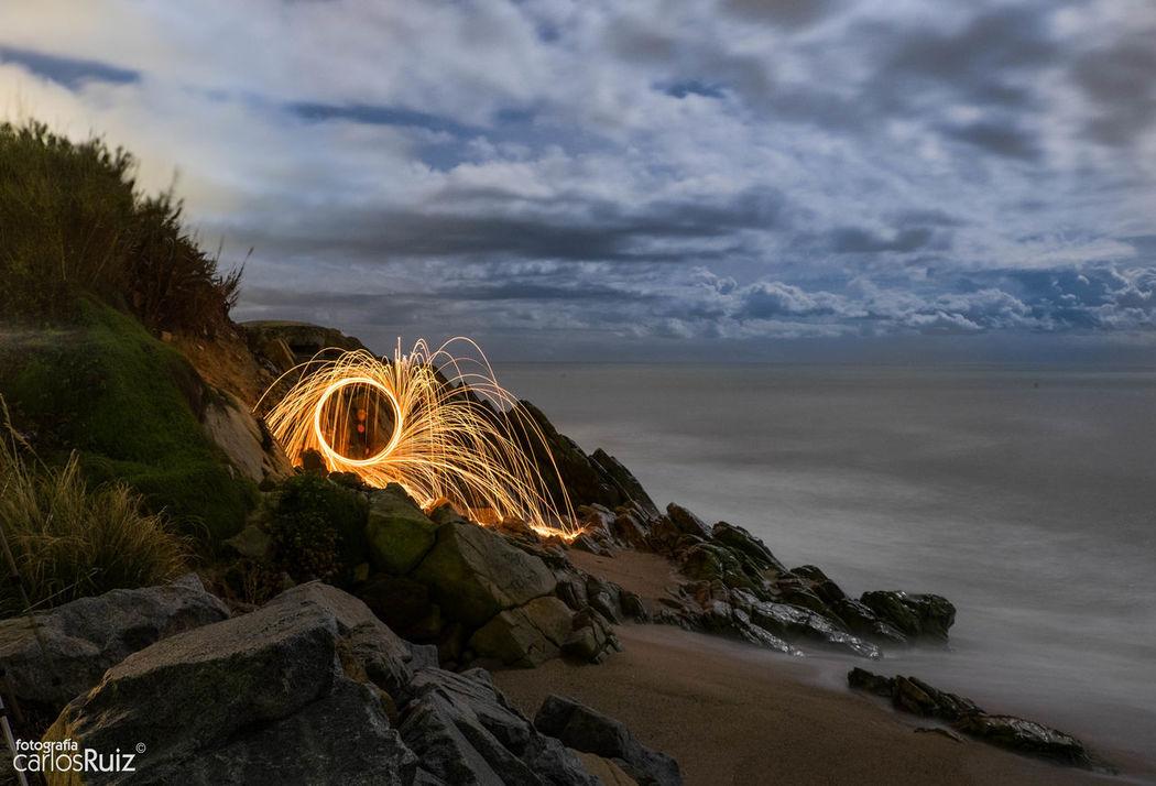 Lightpainting Long Exposure