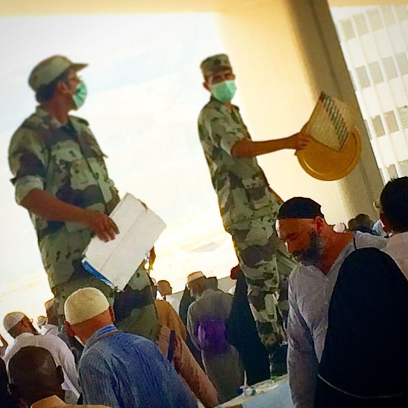 رجال الامن البواسل ... خدمة_الحجيج