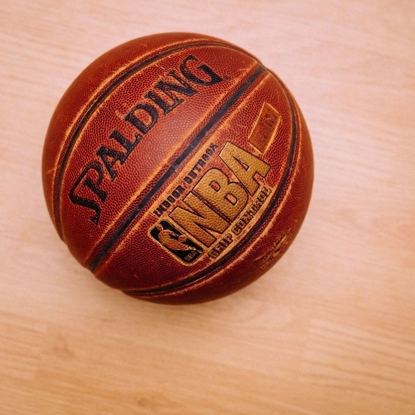 Time to get back in shape... Time to get this Basketball inflated and hit the court. Basketball <3 bas