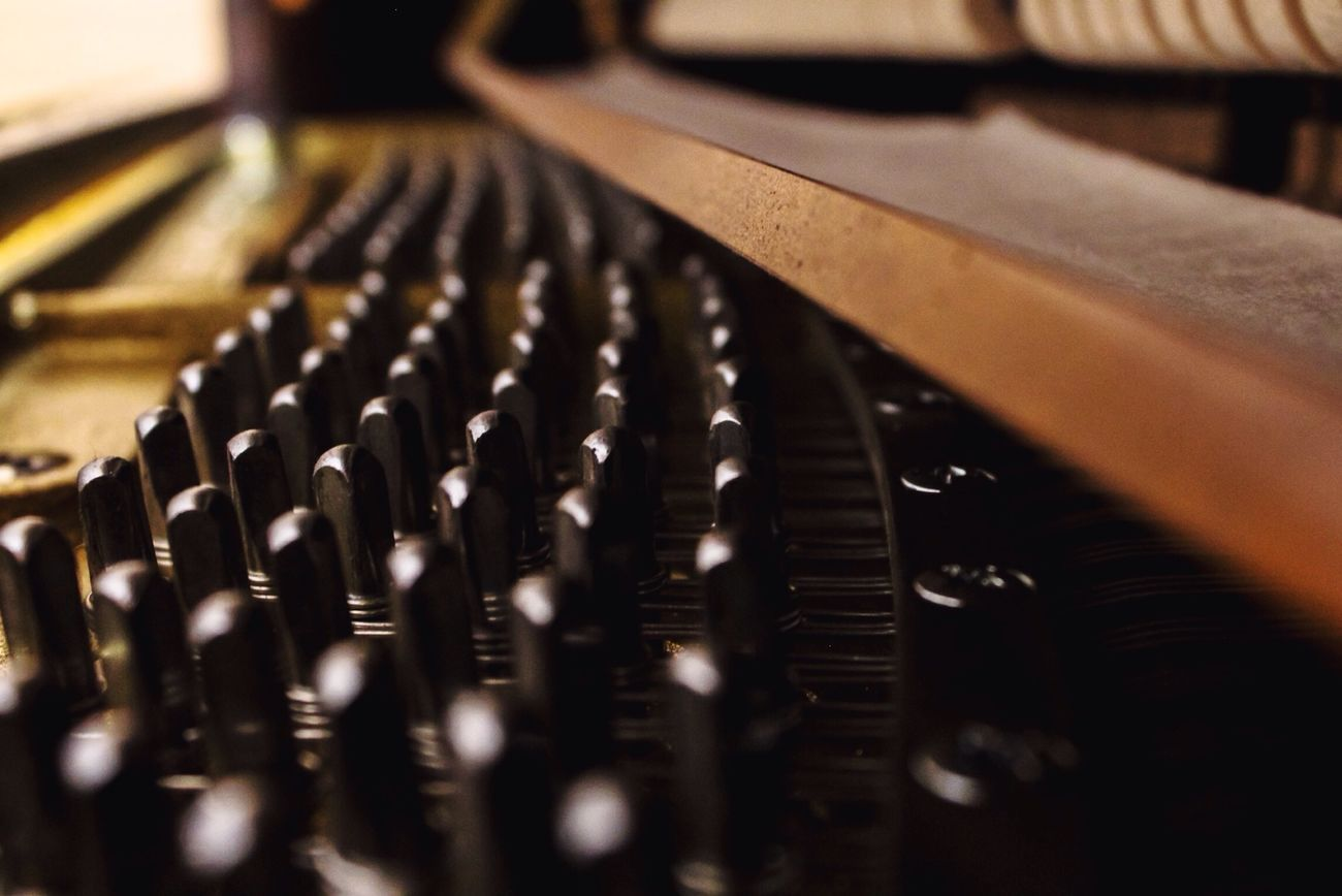 Depth Of Field Piano