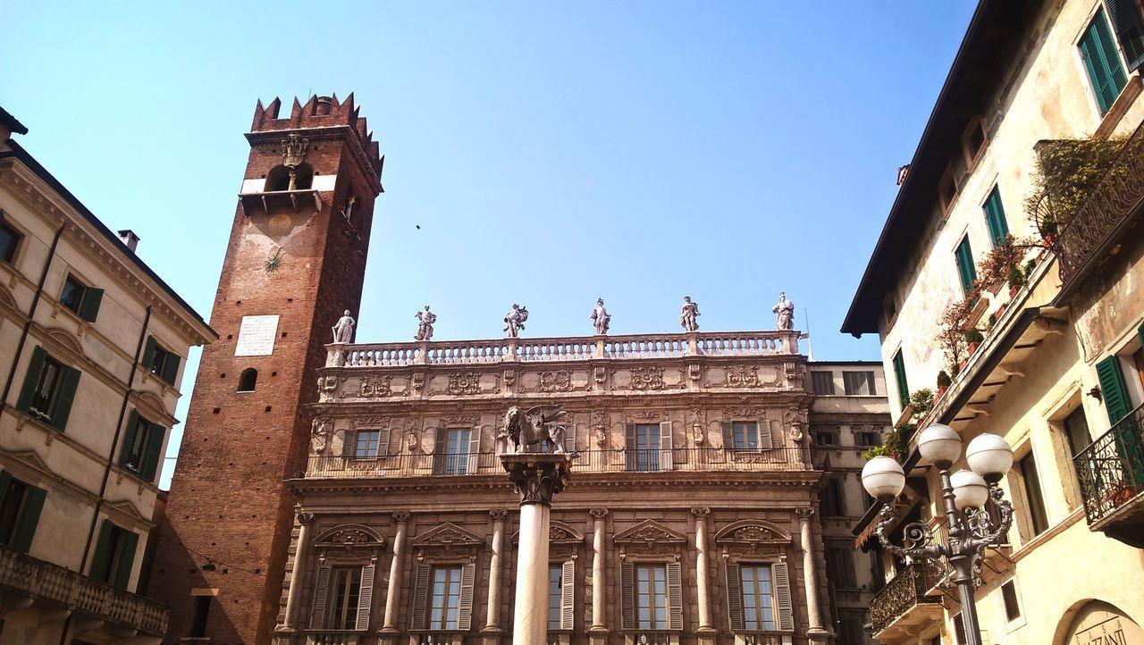 Architecture Travel Destinations City Verona