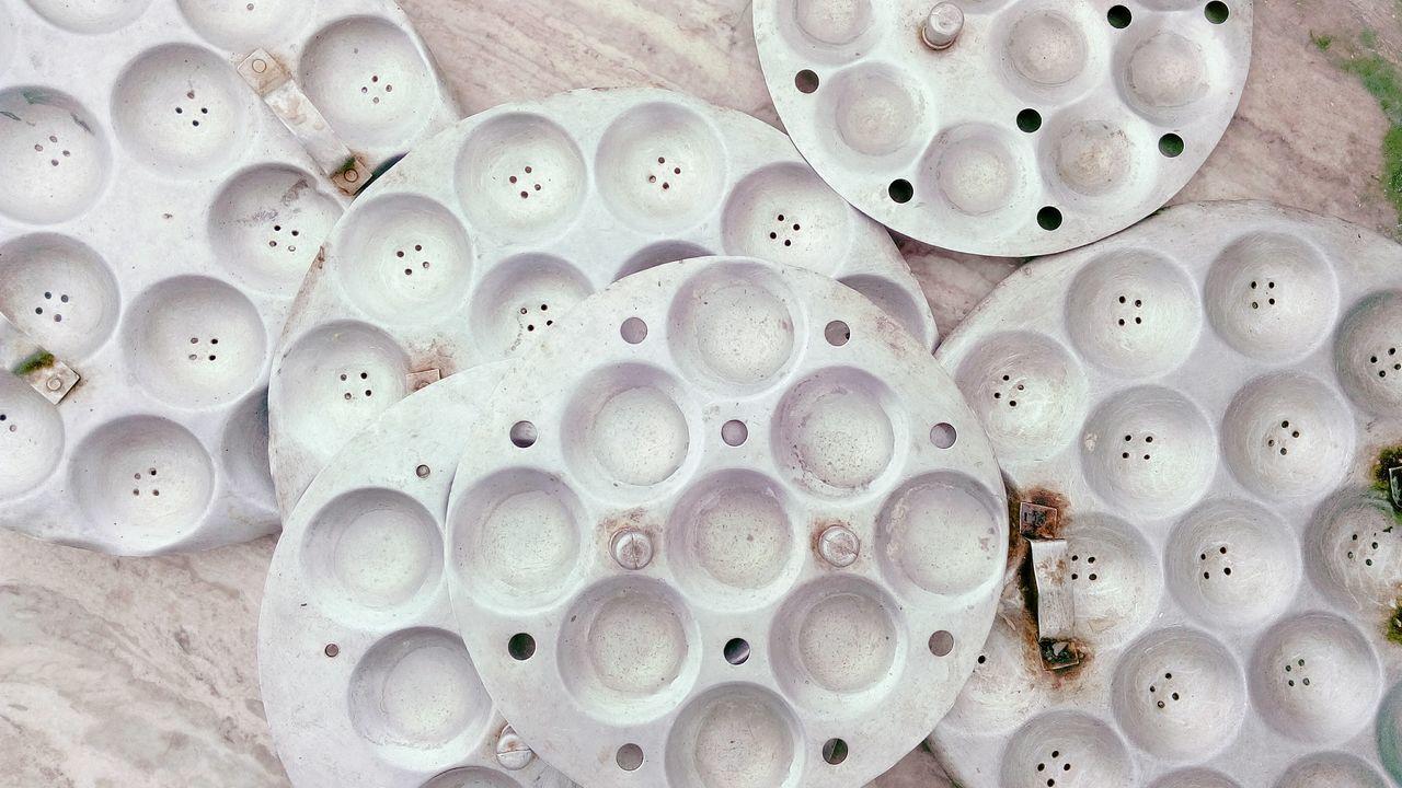 Kitchen Utensils Idli Utensils Aluminium Kept On Marble Surface Mobile Photography SSClicks SSClickPics SSClickpix Day