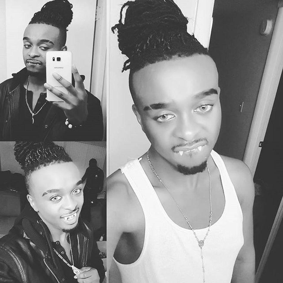 TakeMeBackTuesday ... missing the vampire lifestyle lol. TheNewOriginal VampLife Soseductive Blacknwhite MarcelWho ? 😂