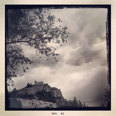 Taking Photos in Sisteron by L'houari Or