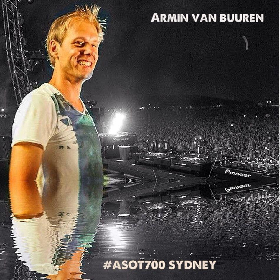 Together in A State Of Trance Celebration Week #ASOT700 Sydney , Australia ?