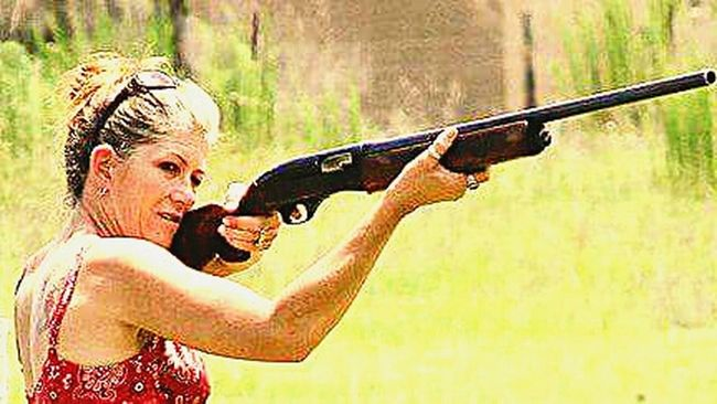 Strong Is Beautiful Nra Second Amendment Shoot Like A Girl Stereotype  Beatthestereotype Dont Label Me...