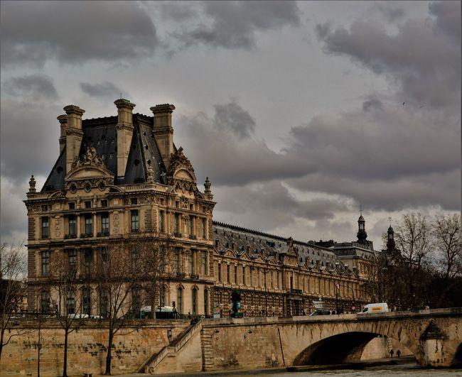 Paris 2014 Vacation Architecture Built Structure City France Horse Lockbridge  LourveMuseum Louvre Louvre Museum Paris Sky Statue Tourism