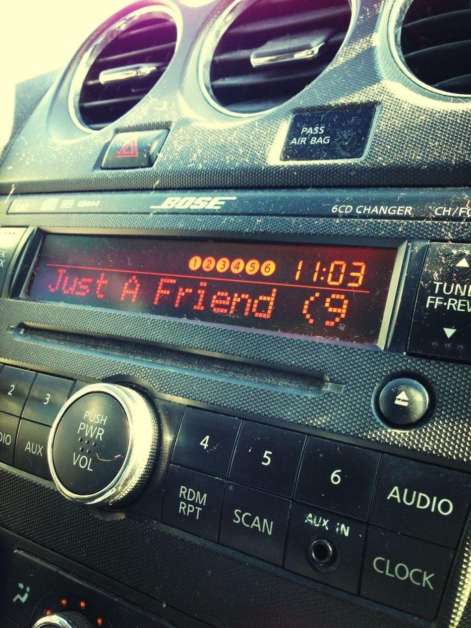 Just A Friend!