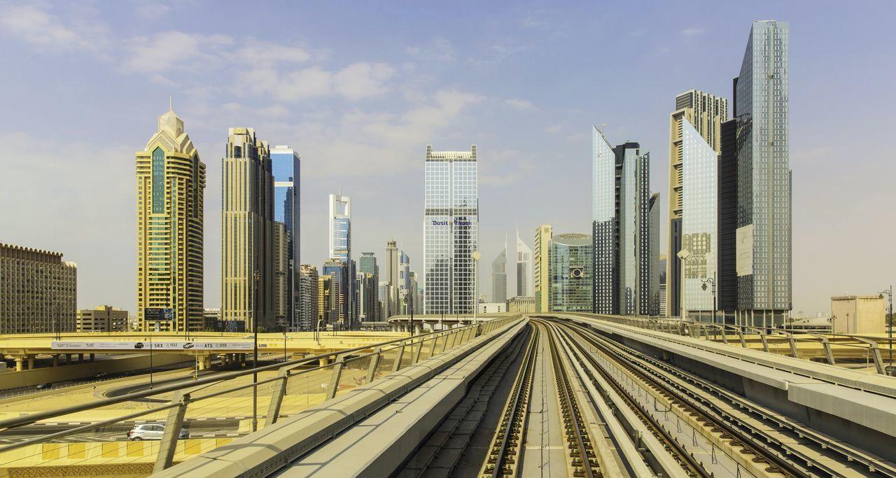Cityscape Dubai Canon Landscape