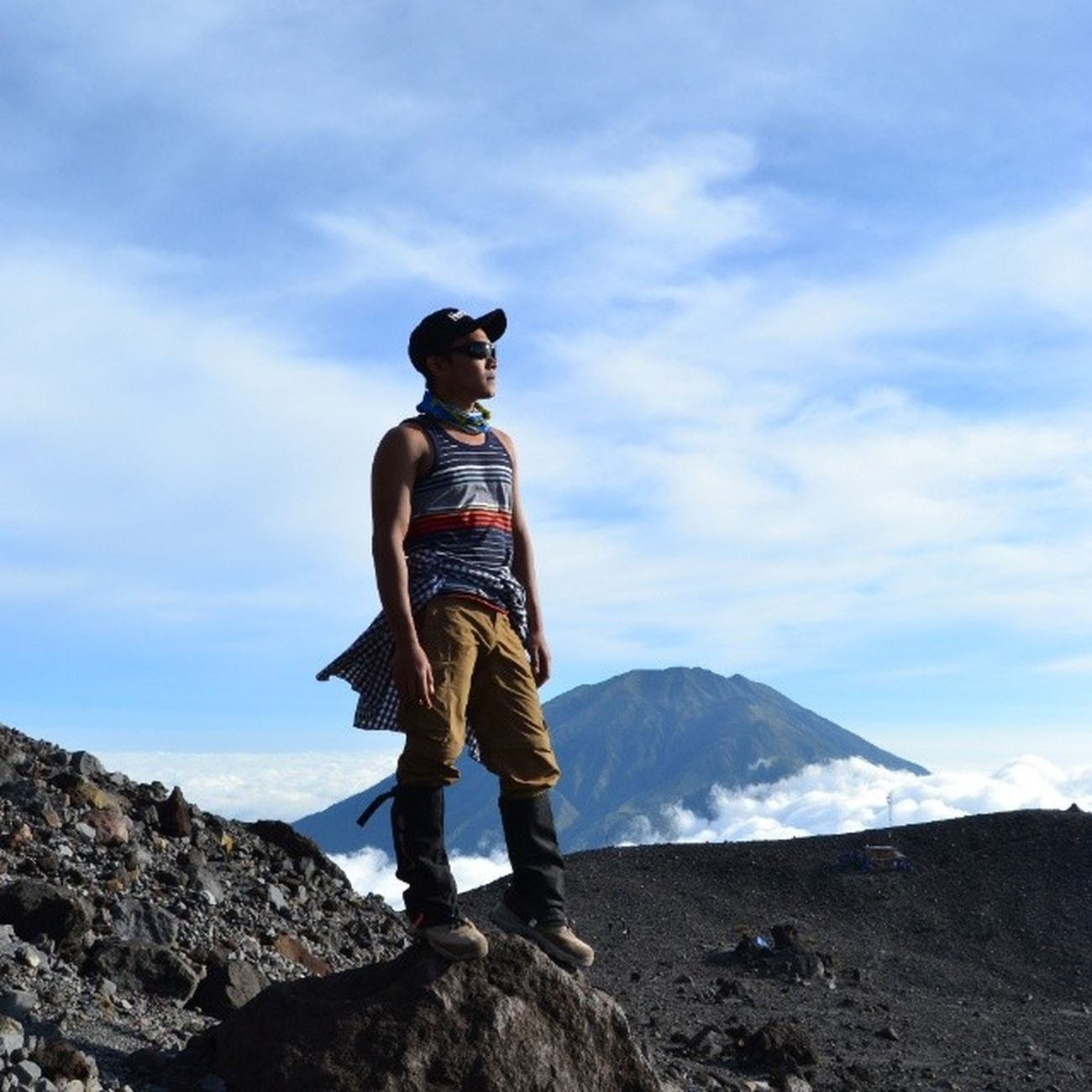 Berasa model muehehehe Photography Photogenic  Kameraslrgue Skyhigh skyland instajava instasunda instanaturefriends instanusantara indonesia_bagus indonesiagetaway photooftheday likeforlike like4like instamood instagood Mountainer