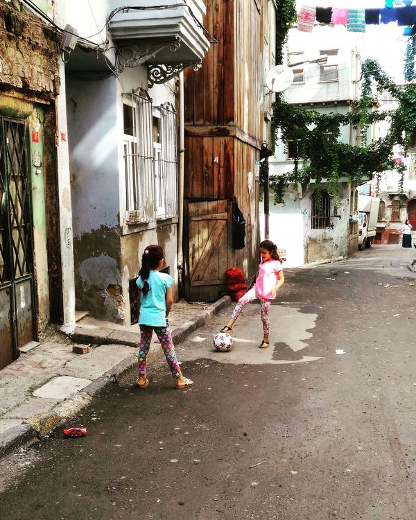 Childhood Lifestyles Street Istanbul Turkey Photography Photoshoot ArtWork