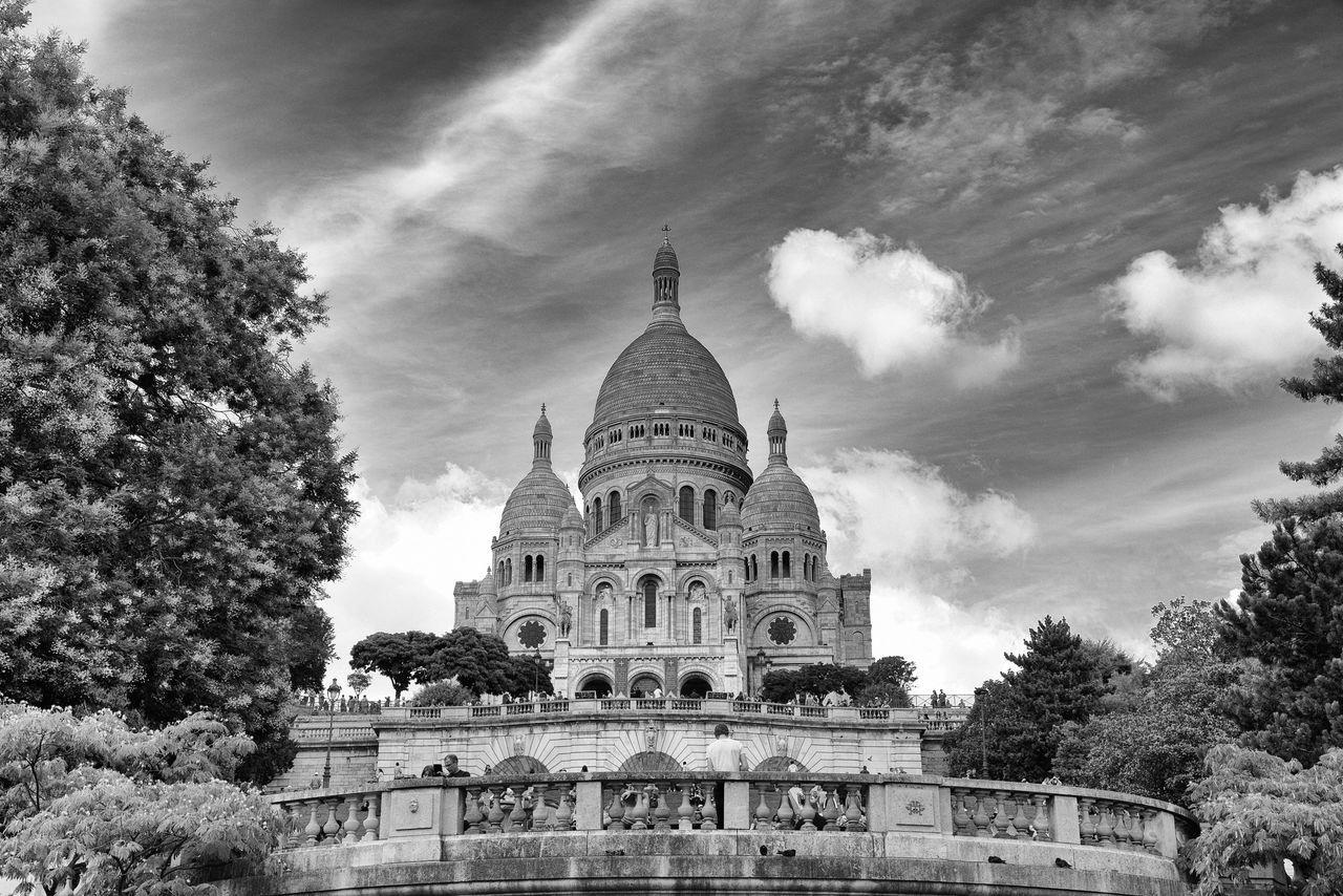 Paris Montmartre France Bw B&w Black & White Blackandwhite Nikon D750 First Eyeem Photo The Great Outdoors - 2016 EyeEm Awards