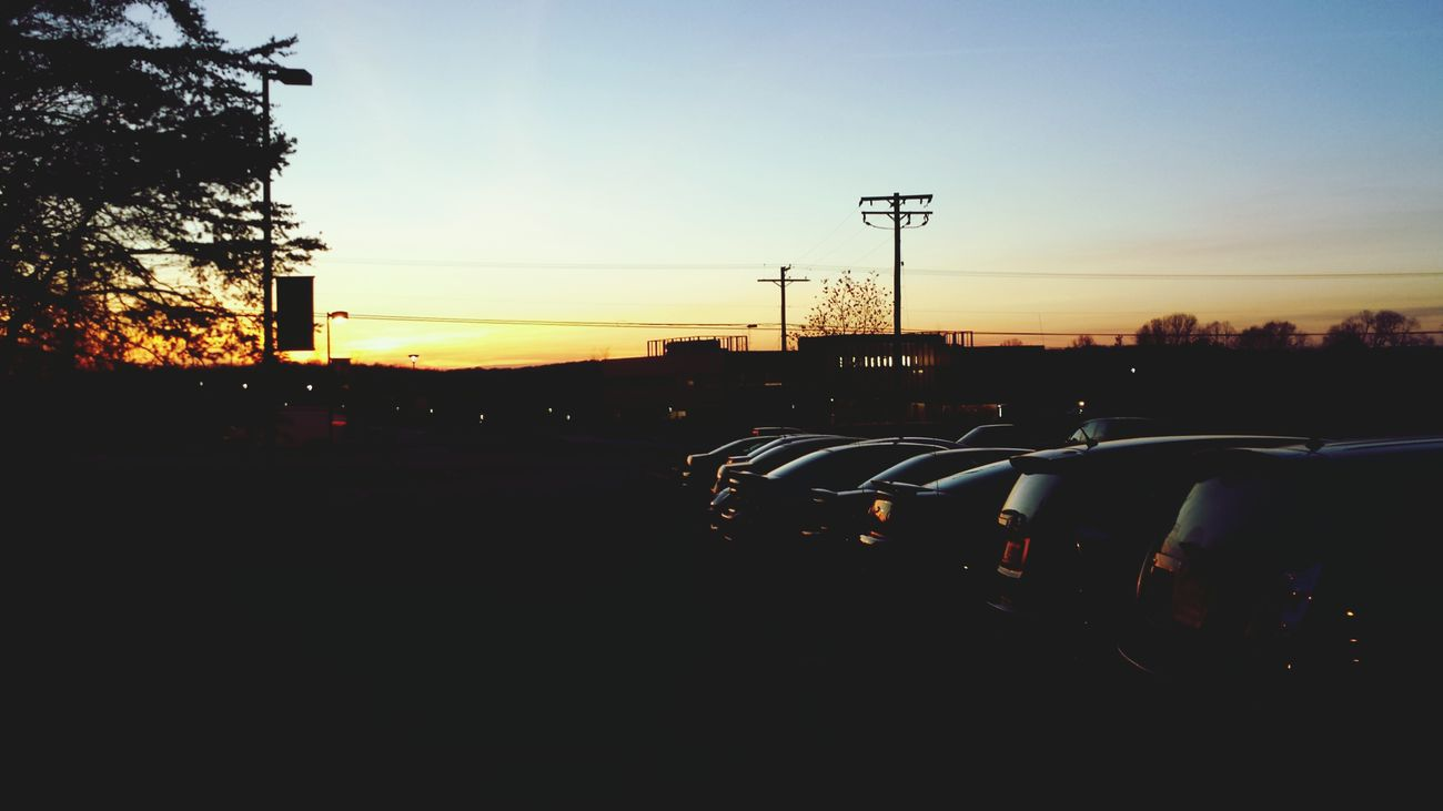 Been here way too long today. Sunset Cars
