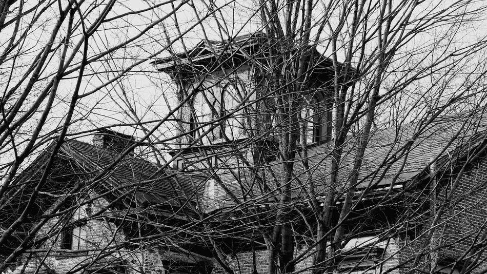 Civilwar Victorian Architecture Abandoned Buildings Amazing Era Gone By Blackandwhite Photography Monochrome Saturday Wandering OpenEdit