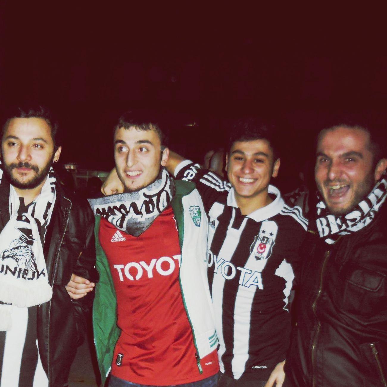 Besiktas Deplase Deplasman  Ankara SoldiersOfBeşiktaş Smile Smile ✌ Mans Four !???