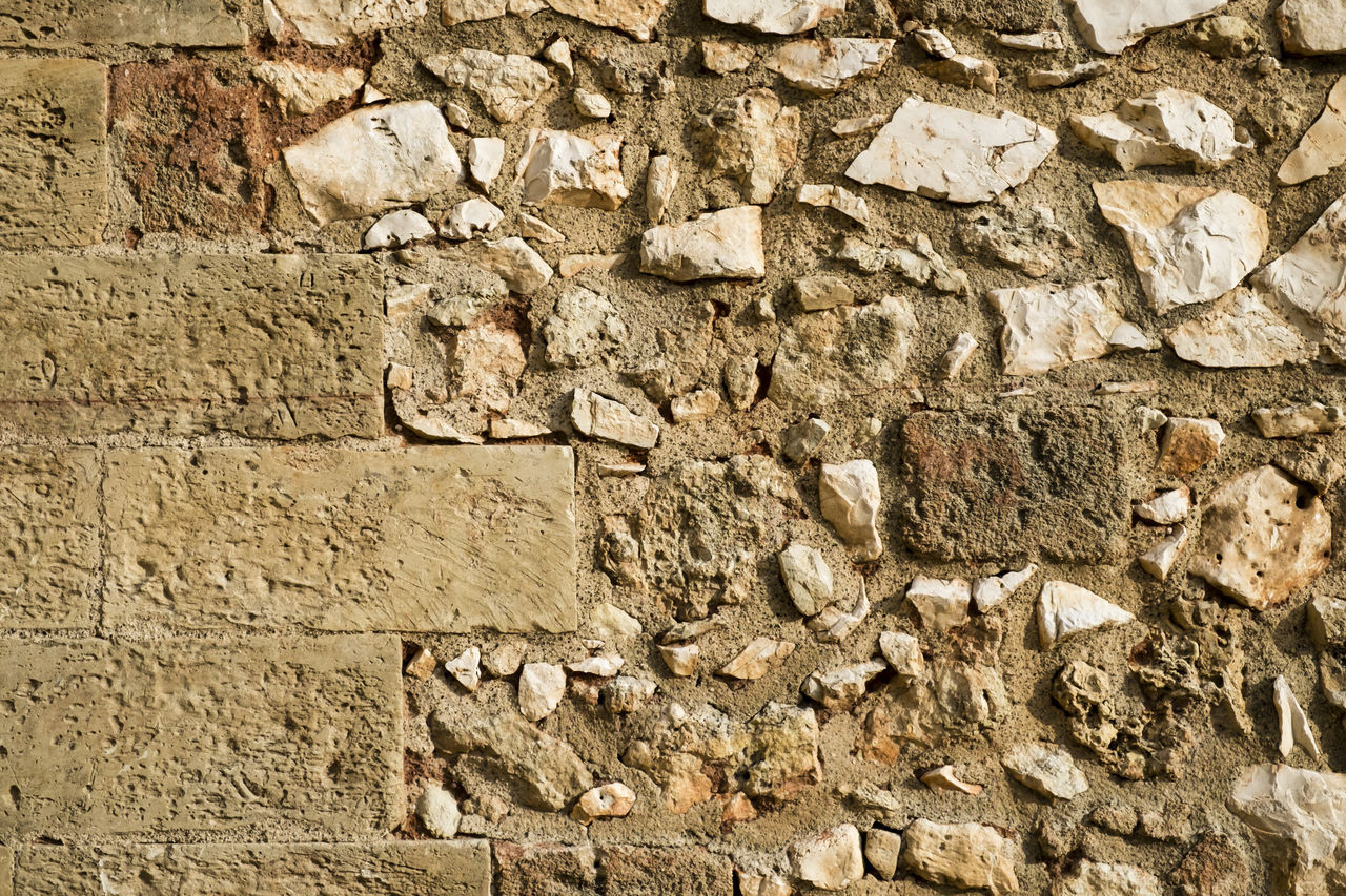 Background Background Photography Background Texture Backgrounds Brick Brick Building Brick Wall Bricks Close-up Day Full Frame No People Outdoors Stone Material Stone Wall Stones Texture Textured  Textures And Surfaces