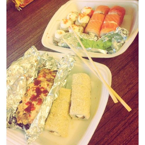 Роллы Sushi Time