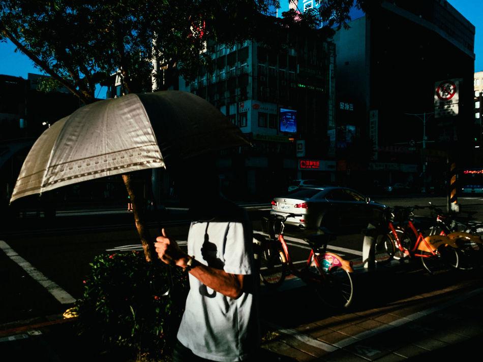 Da'an District, Taipei, 2016 Candid IPhone Mobilephotography Outdoors Shadows Street Streetphotography Urban