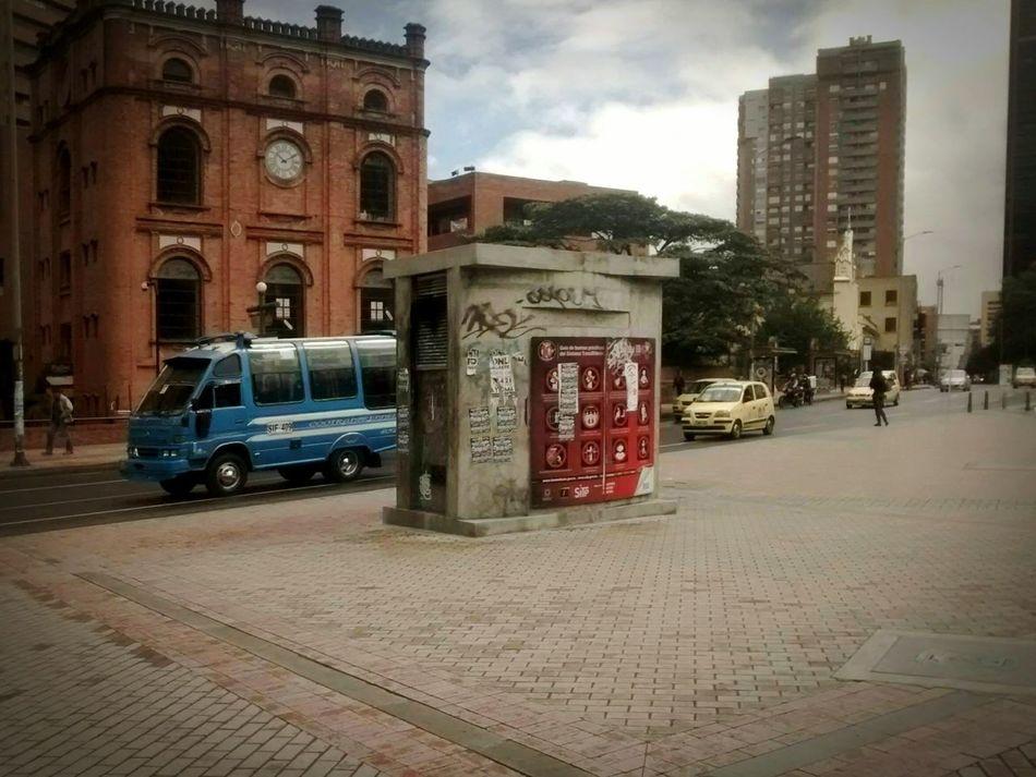 Bogotá Arquitecture Geometria Olvidada 2015