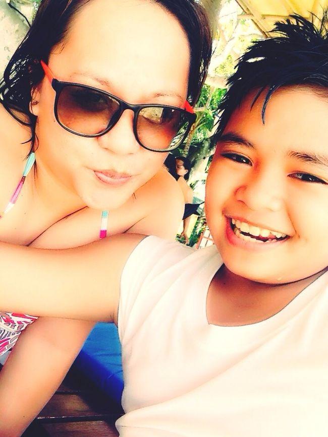 Me and aki