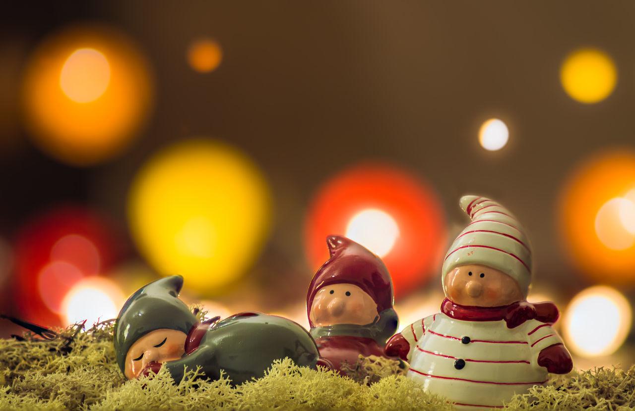 Beautiful stock photos of elfen, Celebration, Christmas, Christmas Decoration, Christmas Lights