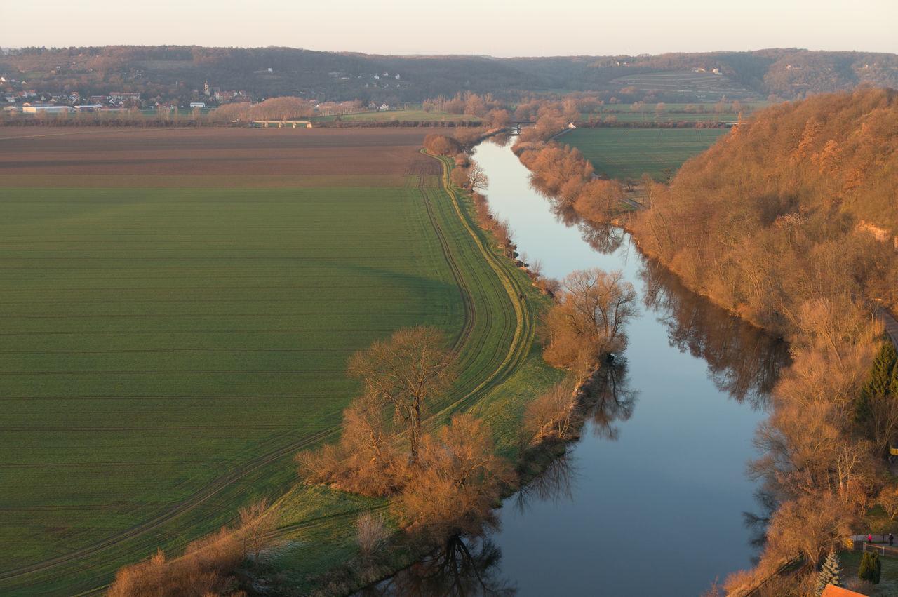 Winter Landscape Cold Deutschland Germany Landscape Naumburg Outdoors Reflection River Saale Sachsen-Anhalt Saxony Travel Water Winter