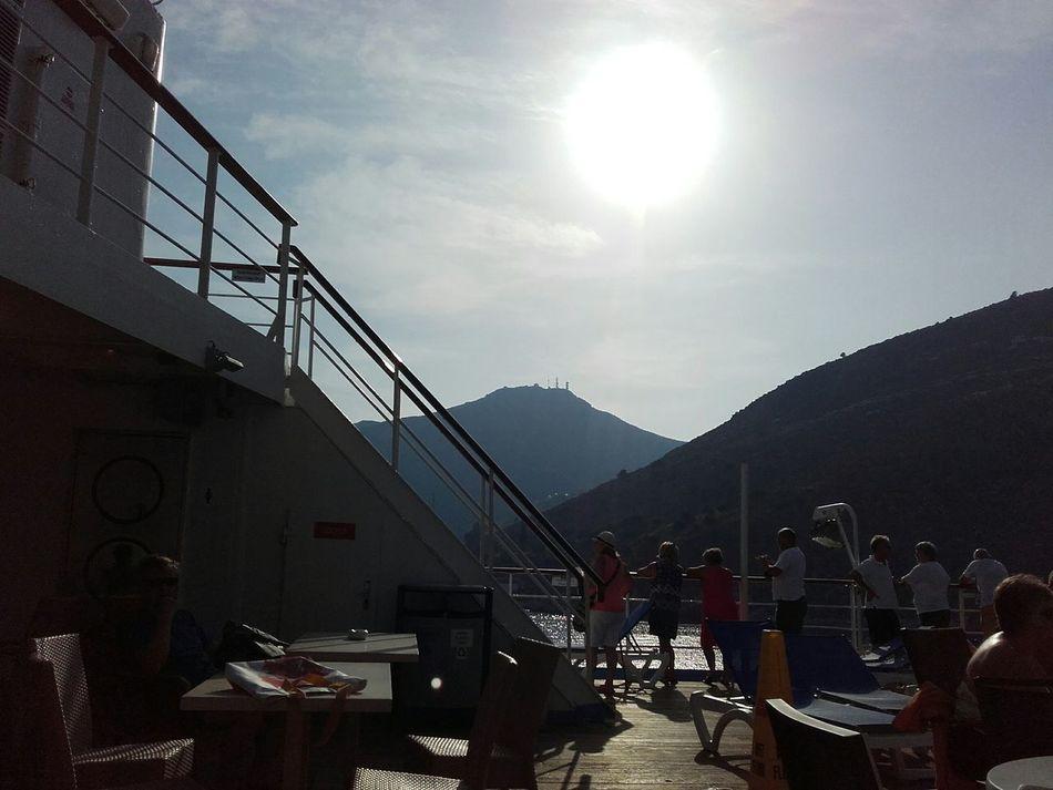 Sunset Kastellorizo Greece 450 Inhabitants Small Island How You Celebrate Holidays Taking Photos Beatiful