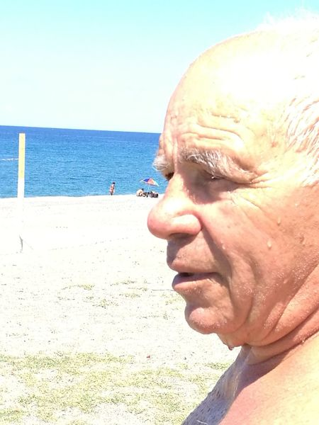 Sea Mare Uomo Libero Amerai Sempre Il Mare. Love Padre Dad Relaxing Colour Of Life Ritratto Ritratti Enjoying Life