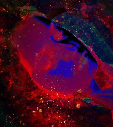 Sleeping Beauty -a series Digital Art Abstractporn Icolorama Color