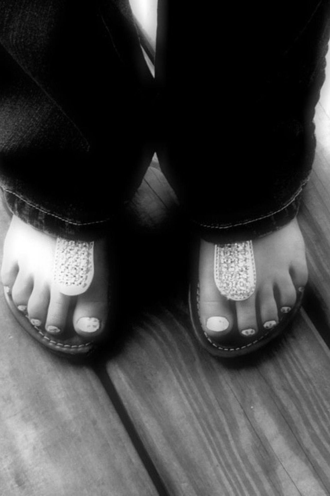 Precious Toes