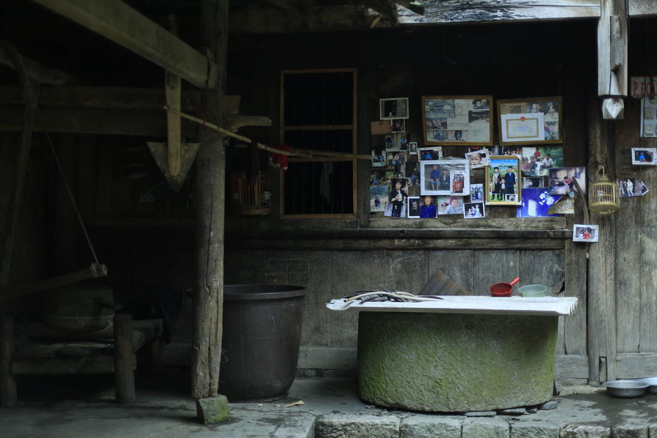 Abandoned Architecture Day Ha Giang, Vietnam Indoors  No People Obsolete Tour Tourist Travel
