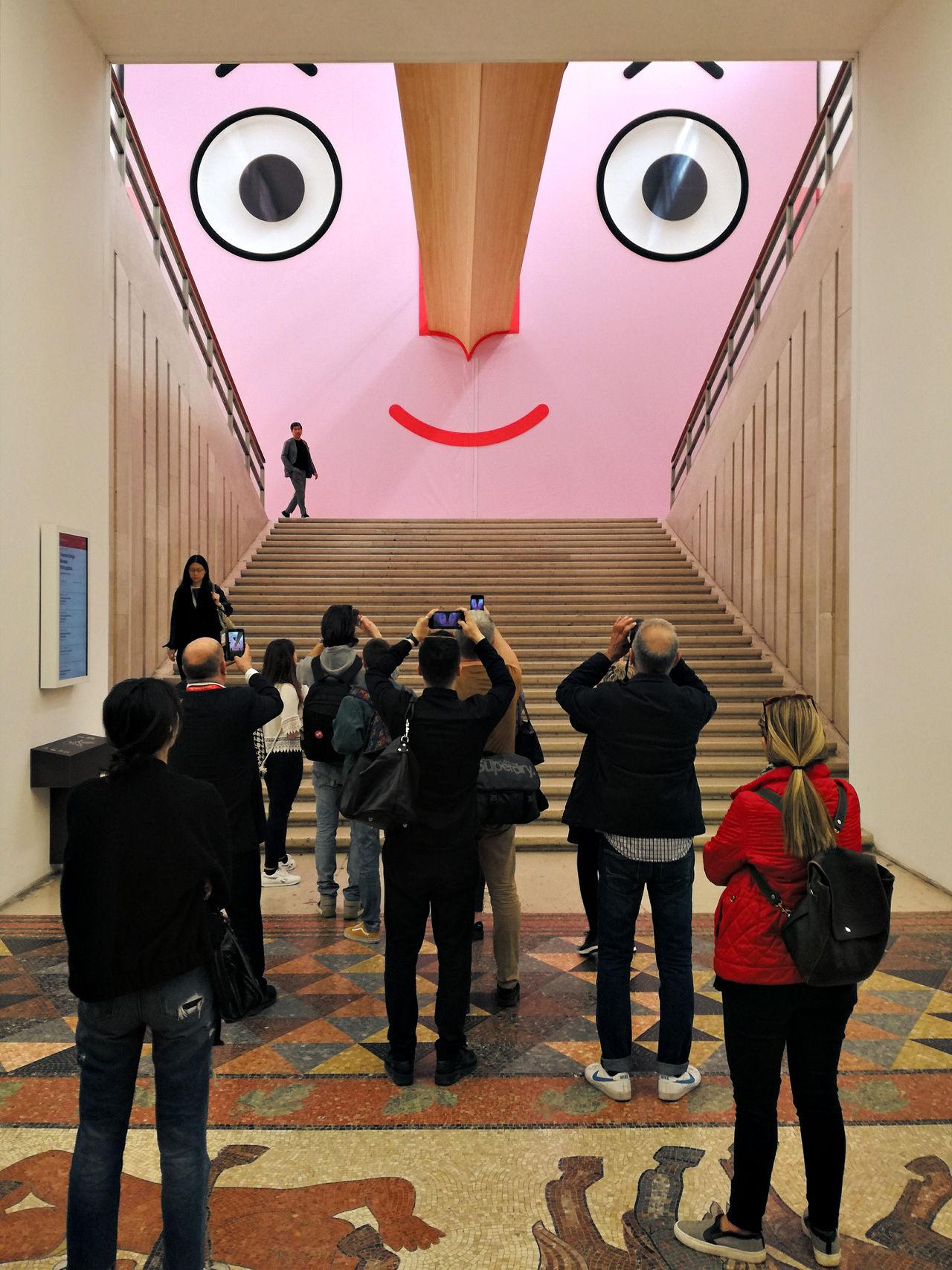 Day Indoors  Large Group Of People Men Milano Design Week 2017 - Ventura Lambrate #salonedelmobile #milanodesignweek #design #milano #milan #venturalambrate #venturadesigndistrict #venturadesign #venturadesignco Ilsalone Ilsalonedelmobile People Real People Standing Triennale Women