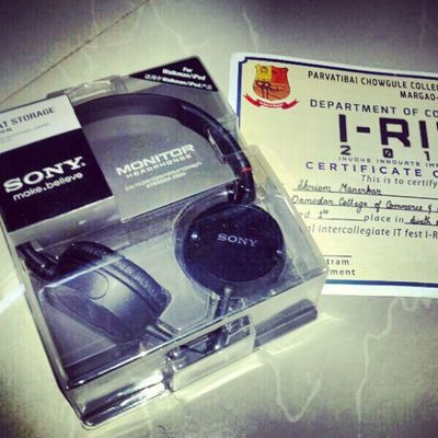 Thanks irix for the opportunity and the amazing prize ;) Irix2012 Dmodar Win First awesome