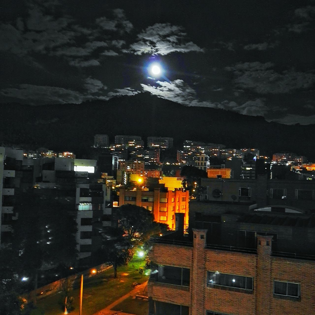 Bogotá Bogotown HuaweiP8