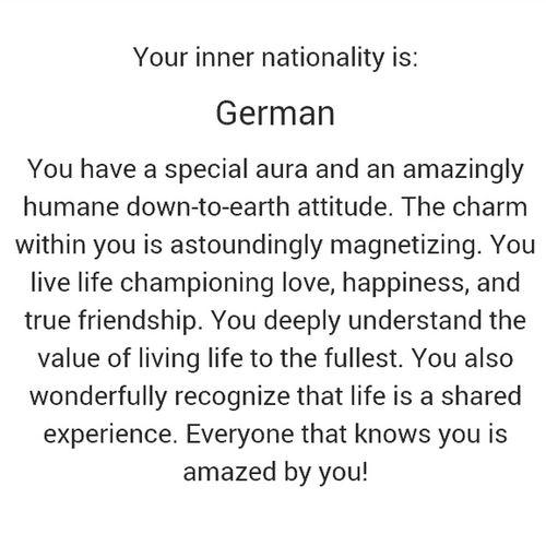 Am i? ? Psychology Test Psychological