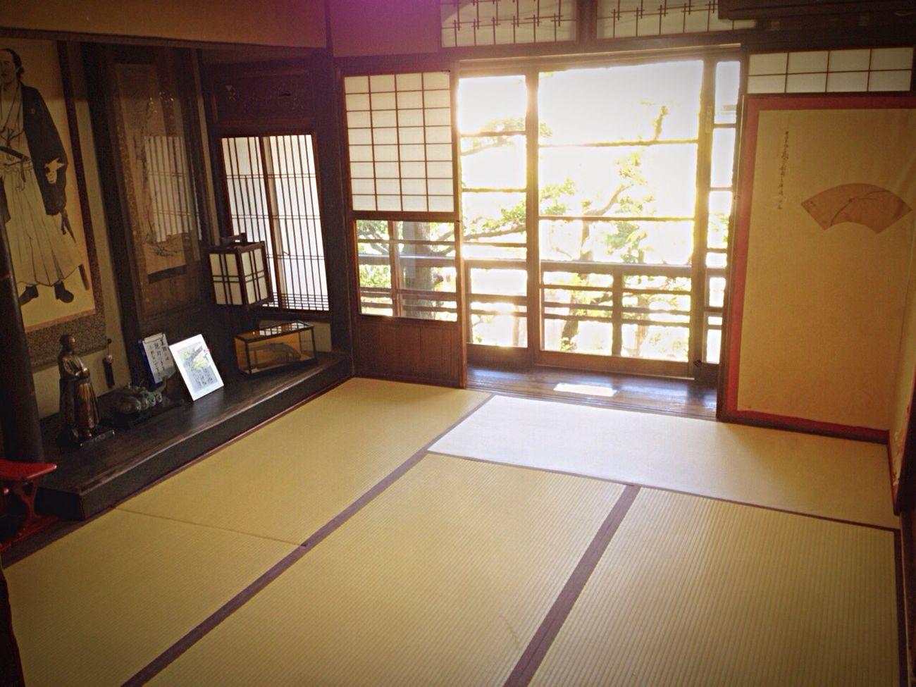 Kyoto Japan Terada-ya Fushimi Sakamoto Ryoma Japanese Style Room 京都 日本 寺田屋 坂本龍馬 伏見
