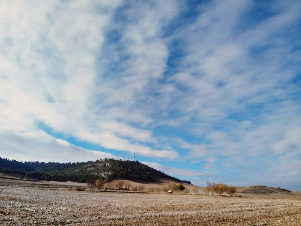 帕伦西亚 Palencia España🇪🇸 Dueñaz Montanas Pueblos De España 春晓 Cielo Azul