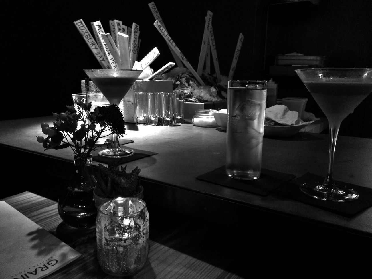 Blackandwhite Weloveatl Cocktails