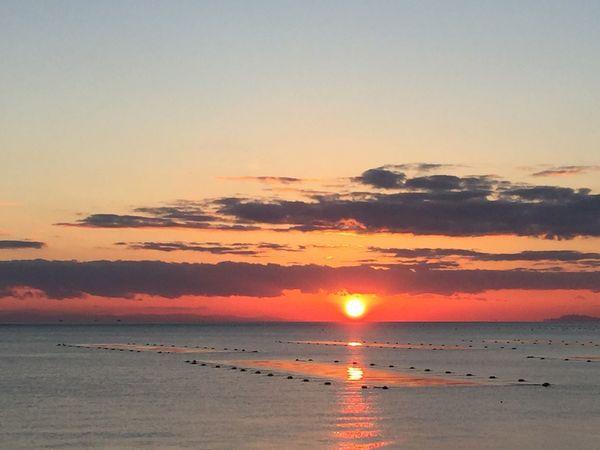 Japan Akashi Sunset 30.Dec